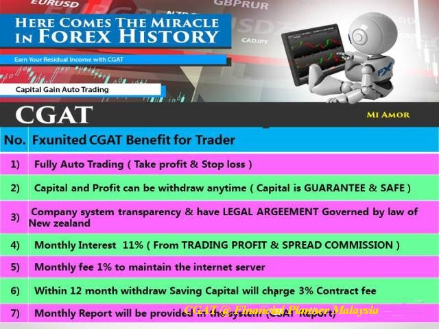Cgat forex review